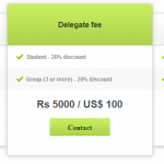 Pricing Table Using CSS3