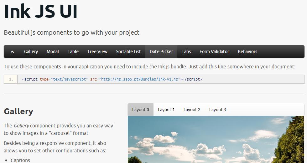 Free Web UI Kit