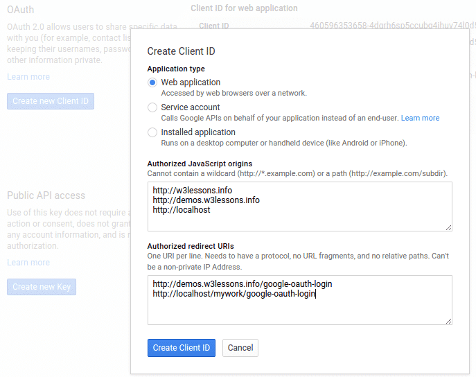 create-client-id