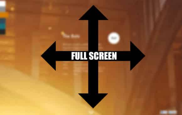 Fullscreen mode using HTMl5 API and jQuery